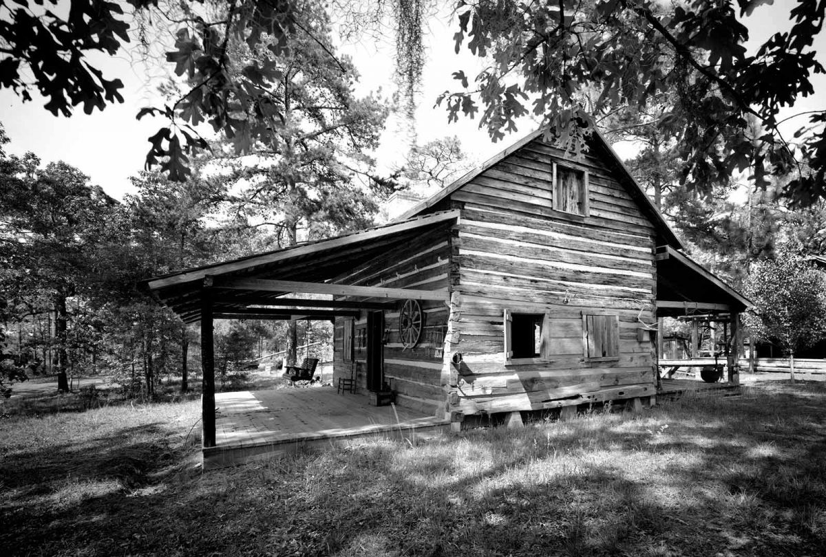 Governor Chiles Cabin