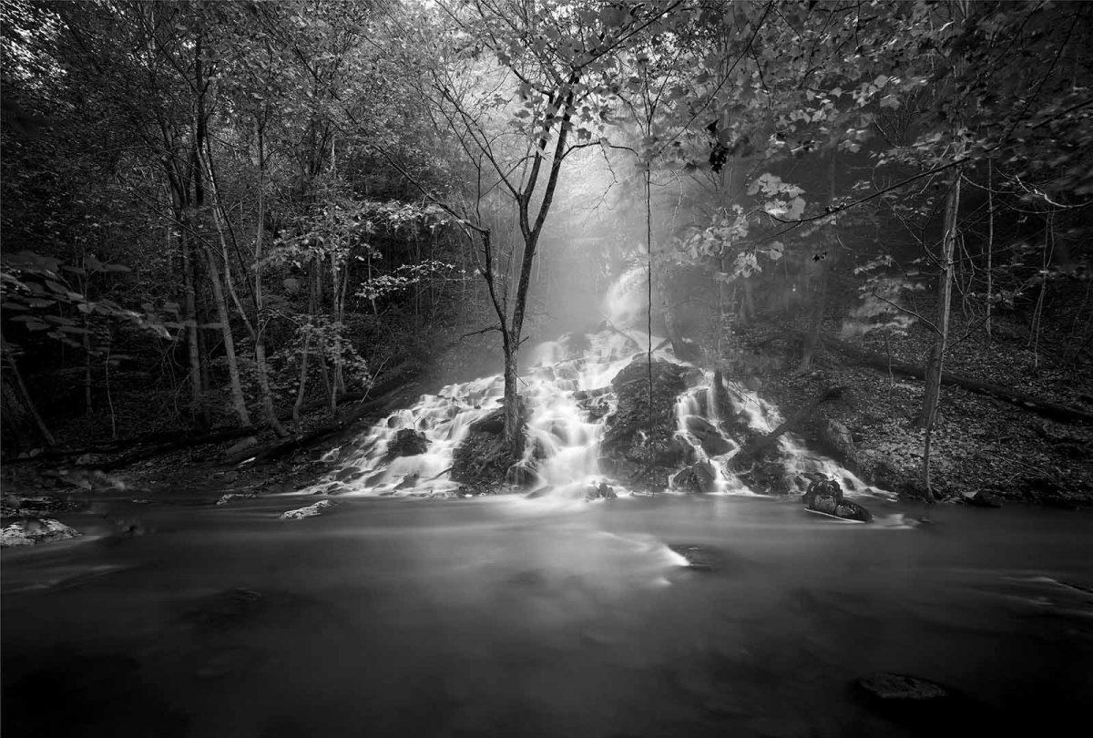 Agawamuck Creek Falls 3