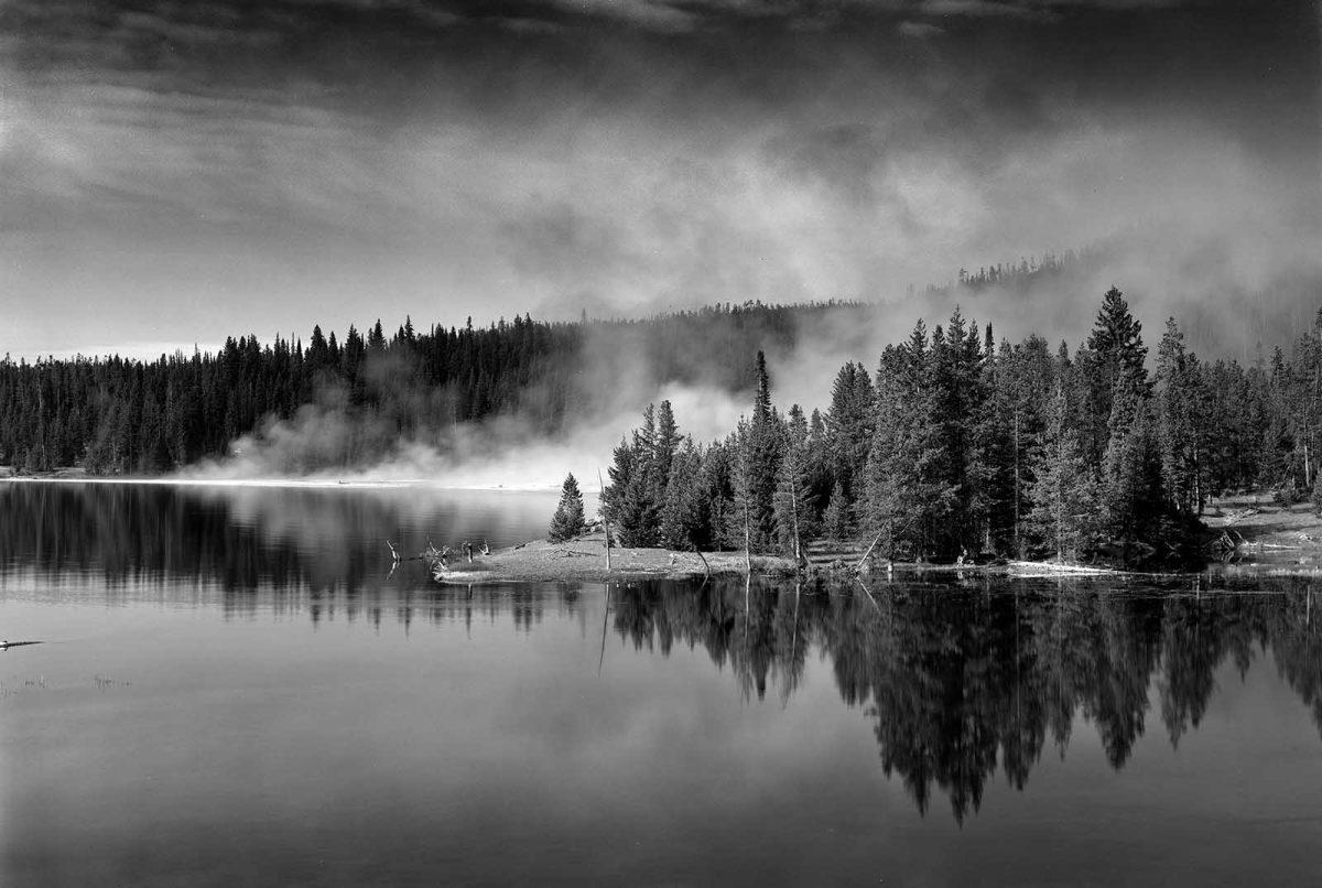 Yellowstone Lake 9