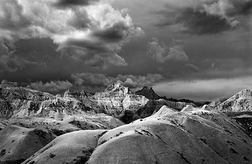 Badlands National Park Collection