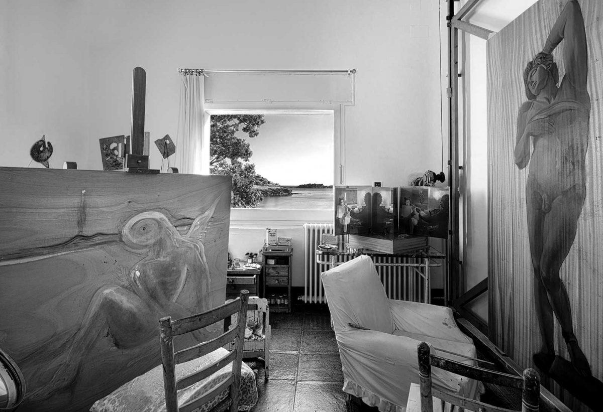 Dali's Studio Port Lligat