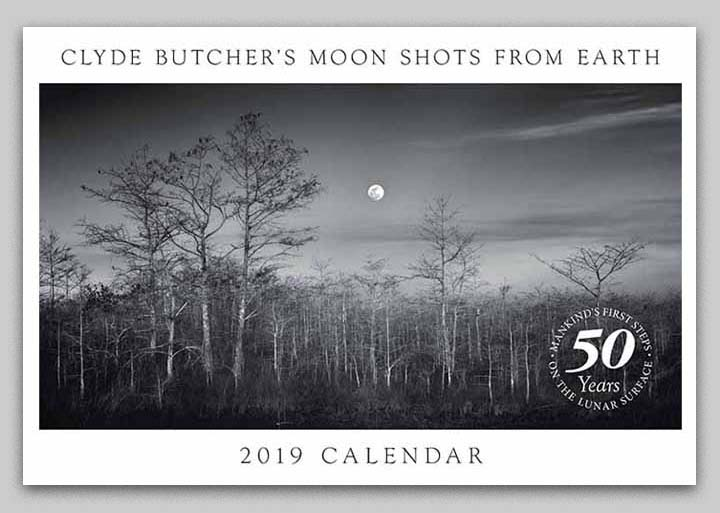 2019 calendar celebrating the 50th anniversary clyde butcher