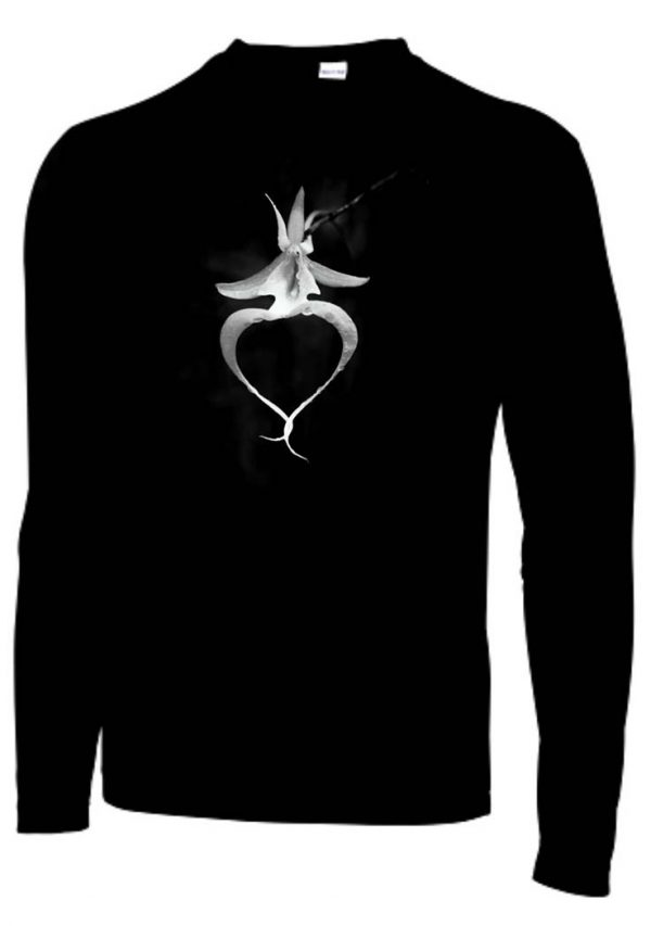 Ghost Orchid Long Sleeve Cotton