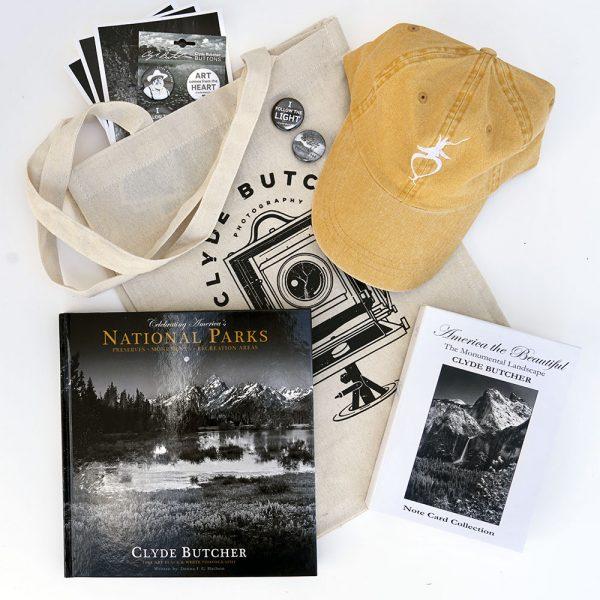 National Parks gift set